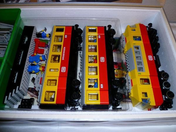 Plan Spielzeug Zug Set