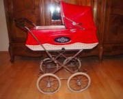 Rarität -Puppenwagen Kinderwagen