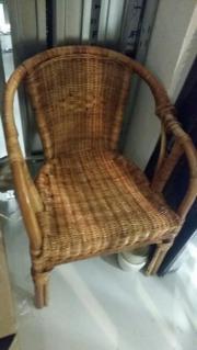 Rattan in aying gebraucht und neu kaufen for Schaukelstuhl zu verschenken