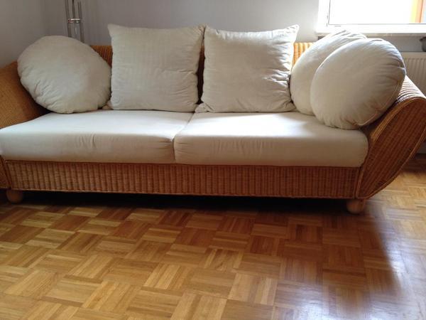 Rattansofa neu und gebraucht kaufen bei Rattan sofa gebraucht