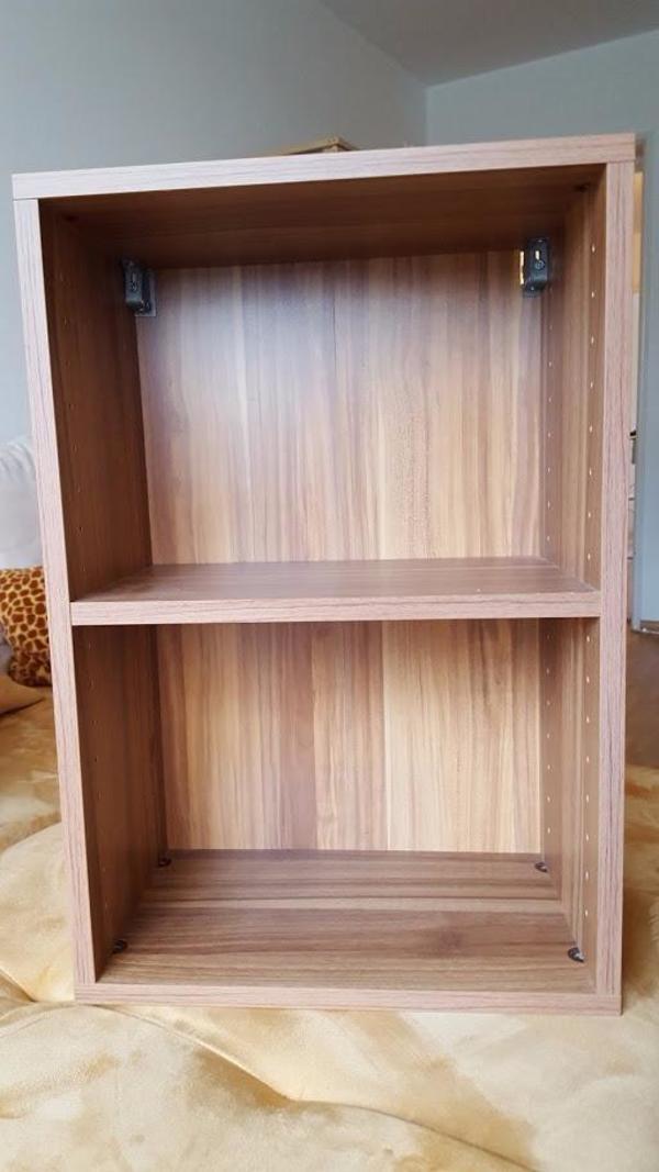 regal nussbaum kaufen gebraucht und g nstig. Black Bedroom Furniture Sets. Home Design Ideas