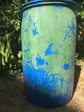 regentonne regenwasser tank 220 liter. Black Bedroom Furniture Sets. Home Design Ideas