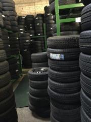Reifen für Export