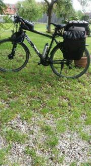 Reisebegleitung Radtour Raum