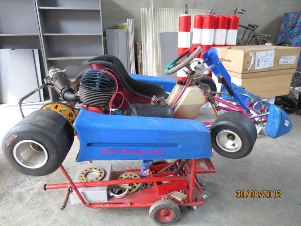 rennkart haase 100 ccm popper in neuss karts rennwagen. Black Bedroom Furniture Sets. Home Design Ideas