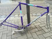 Rennrad Rahmen stahl
