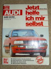 Reparaturanleitung Audi 80 /