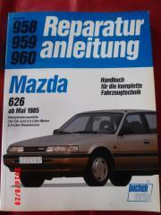 Reperaturbuch f. Mazda