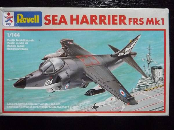 Revell SEA HARRIER » RC-Modelle, Modellbau