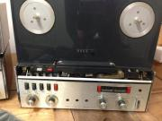 Revox-Anlage: Tonband,