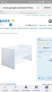 Roba Gitterbett / Kinderbett