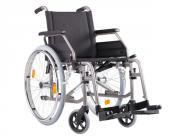 Rollstuhl silber NEU !