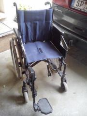 Rollstuhl zusammenklappbar,