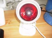 Rotlicht Sanitas