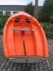 Ruderboot, Kunststoff, 3,