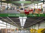 Rückbau- Stahlhalle 24x93x7m