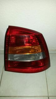 Rückblende Opel Astra