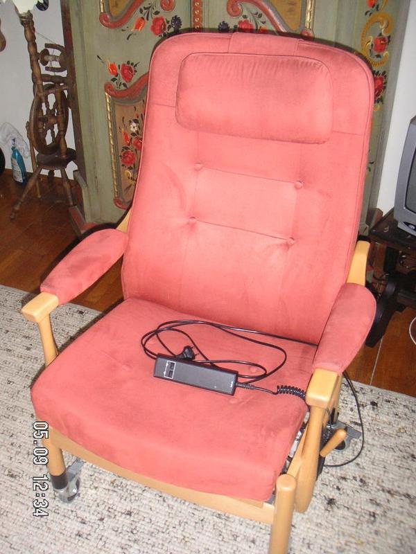 ruhesessel f r senioren in n rnberg medizinische. Black Bedroom Furniture Sets. Home Design Ideas