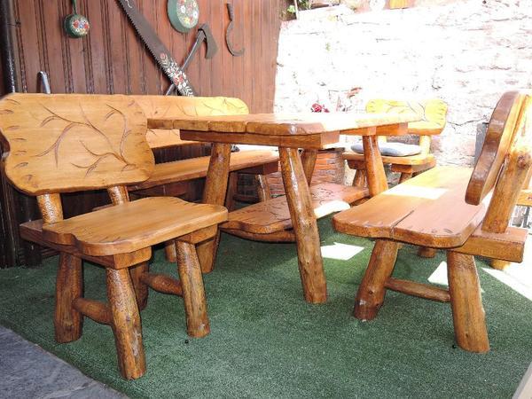 tisch aus massivholz neu und gebraucht kaufen bei. Black Bedroom Furniture Sets. Home Design Ideas
