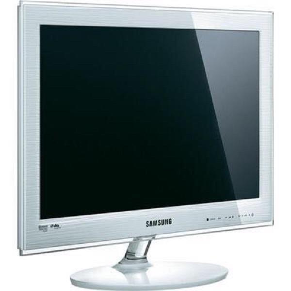 samsung 22 led tv weiss in leonberg tv projektoren. Black Bedroom Furniture Sets. Home Design Ideas