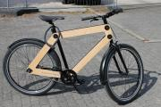 Sandwichbike Fahrrad Holz