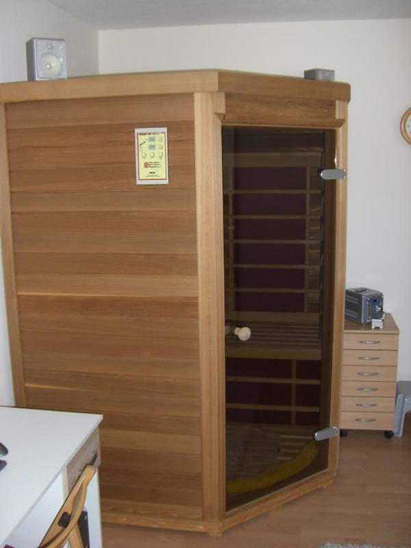 sauna in bad friedrichshall sauna solarium und zubeh r kaufen und verkaufen ber private. Black Bedroom Furniture Sets. Home Design Ideas