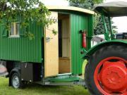 Schäferwagen für Traktorausfahreten