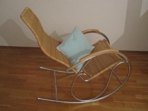 Schaukelstuhl in stuttgart polster sessel couch kaufen for Schaukelstuhl polster