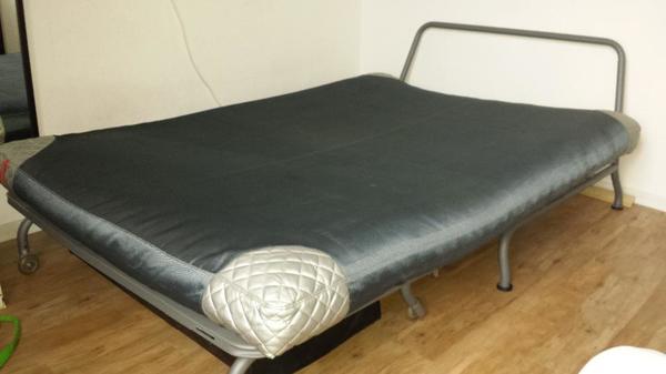 Schlafsofa mit futonmatratze in offenbach betten kaufen for Schlafsofa quoka
