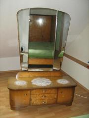 50er jahre schlafzimmer haushalt m bel gebraucht und neu kaufen. Black Bedroom Furniture Sets. Home Design Ideas