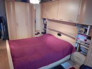 Schlafzimmer komplett zu