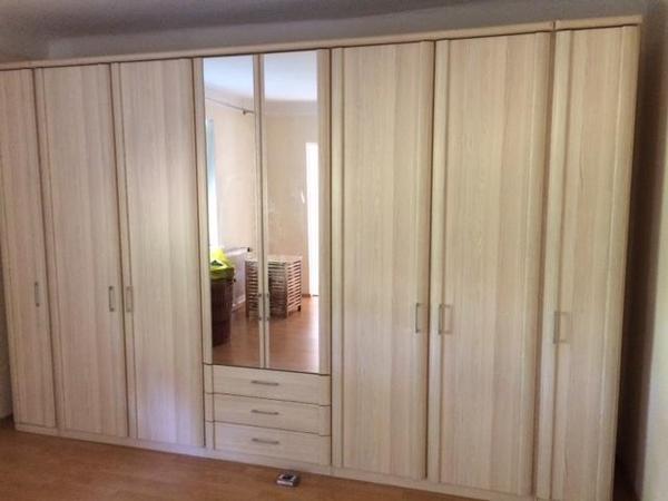 schlafzimmerschrank neuwertig gute qualit t 3 40 meter