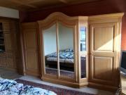 Schlafzimmerschrank Massivholz
