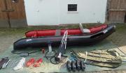 Schlauchboot Grabner Ranger