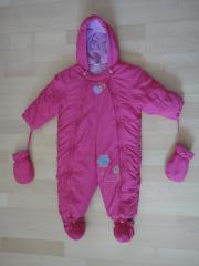 Schneeanzug Größe 68/74 in pink Wir verkaufen einen sehr schönen, warmen Schneeanzug in Größe 68/74 in pink mit türkisfarbenen Applikationen. Handschuhe und Schuhe sind ... 9,- D-67269Grünstadt Heute, 17:36 Uhr, Grünstadt - Schneeanzug Größe 68/74 in pink Wir verkaufen einen sehr schönen, warmen Schneeanzug in Größe 68/74 in pink mit türkisfarbenen Applikationen. Handschuhe und Schuhe sind