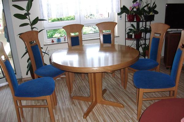 tisch rund neu und gebraucht kaufen bei. Black Bedroom Furniture Sets. Home Design Ideas