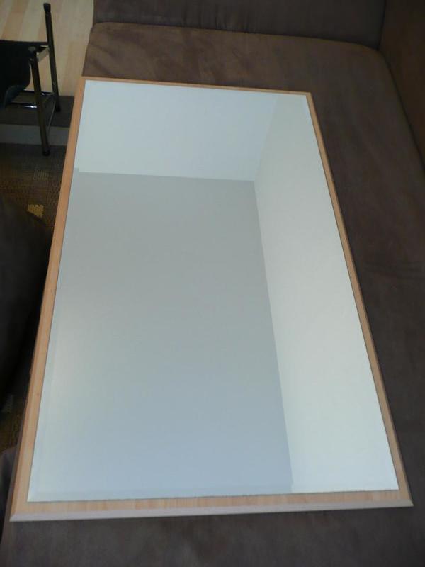 Spiegel holzrahmen kaufen gebraucht und g nstig - Alter spiegel mit holzrahmen ...