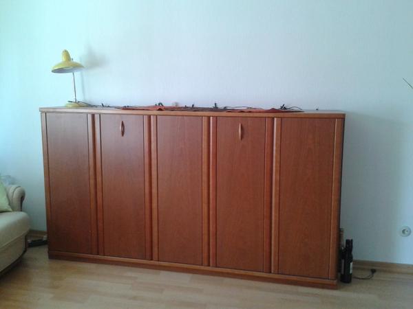 schrankbett zu verschenken in miesbach schr nke sonstige schlafzimmerm bel kaufen und. Black Bedroom Furniture Sets. Home Design Ideas