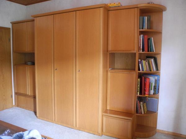 Schrankwand wohnzimmer gebraucht raum und m beldesign for Schrank wand