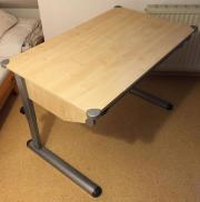 Schreibtisch, höhenverstellbar 110