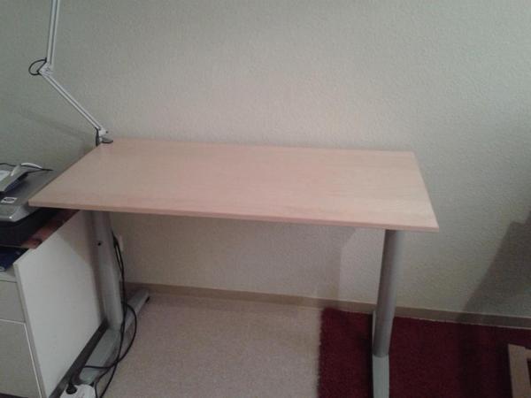 schreibtisch ikea neu und gebraucht kaufen bei. Black Bedroom Furniture Sets. Home Design Ideas
