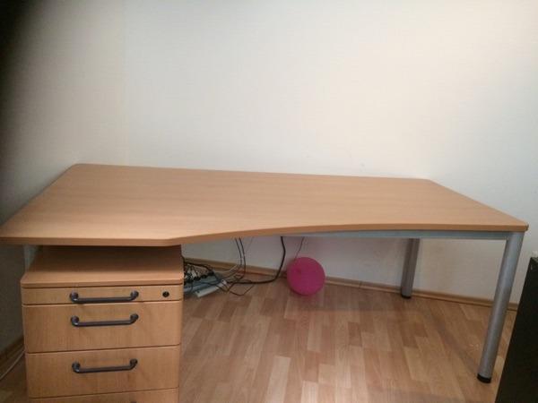 tisch schubladen neu und gebraucht kaufen bei. Black Bedroom Furniture Sets. Home Design Ideas