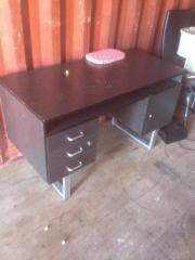 Schreibtisch Schwartz