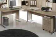 Schreibtisch - Winkelkombination, OVP