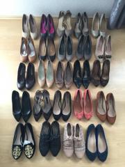 Schuhe Pumps Sandalen
