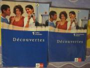 Schulbücher (Englisch, Französisch)