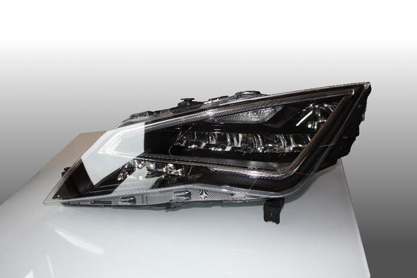 seat leon 5f led scheinwerfer kaufen ber autos in der. Black Bedroom Furniture Sets. Home Design Ideas