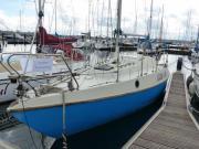 Segelyacht, Segelboot 27