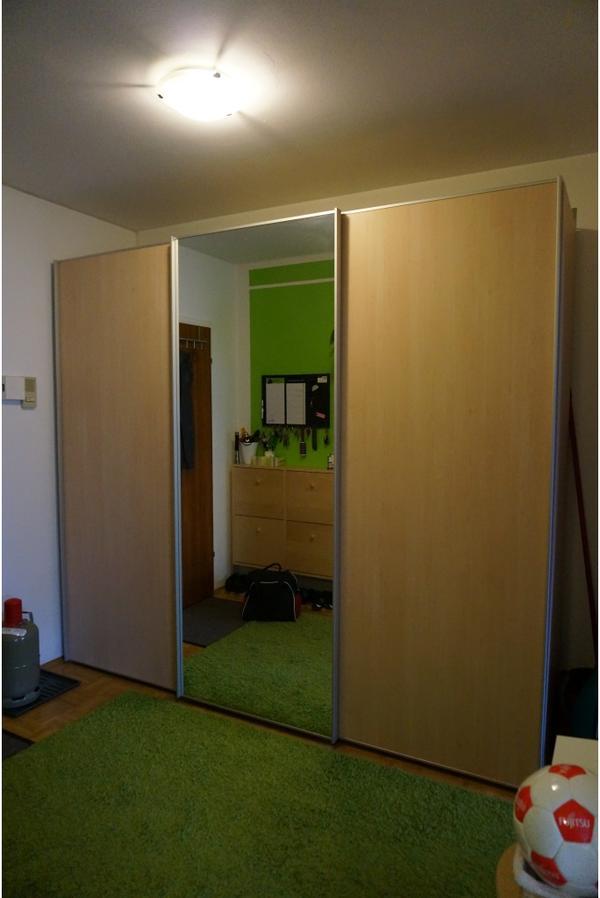 birke kleiderschrank neu und gebraucht kaufen bei. Black Bedroom Furniture Sets. Home Design Ideas