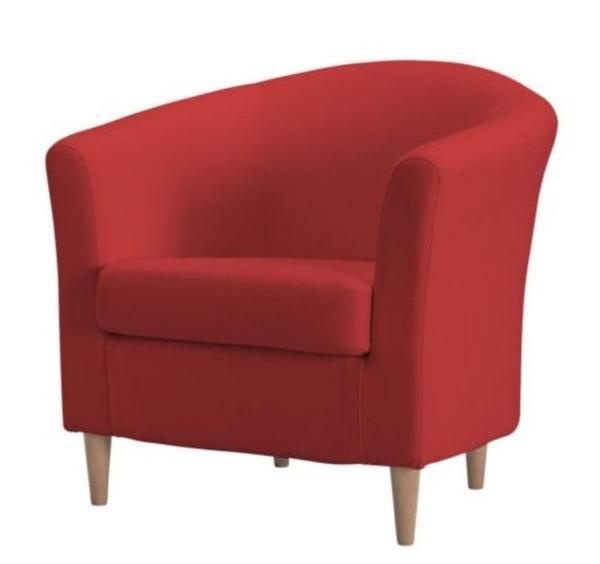 Ikea Sessel Schlaffunktion : sessel tullsta ikea rot bzw weiß sessel tullsta von ikea in rot sowie ...